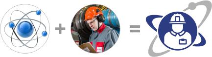 Формула знака атомной отрасли
