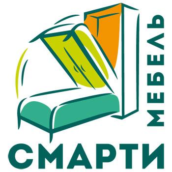 Логотип СМАРТИ мебель